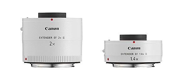 Teleconverter-Canon