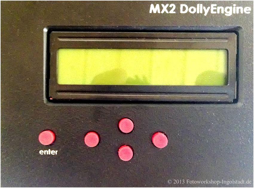 Dolly-MX2 Test Stage Zero Time Lapse
