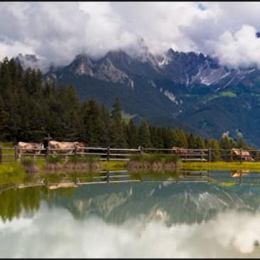 Alpen Berge Panoramafotografie Fotoworkshop Ingolstadt