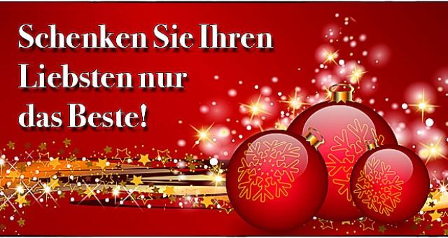 Weihnachten Gutschein Fotoworkshop Ingolstadt