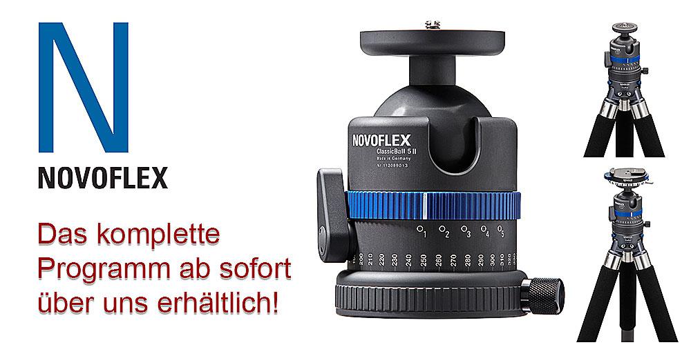 Novoflex bei Fotoworkshop-Ingolstadt.de