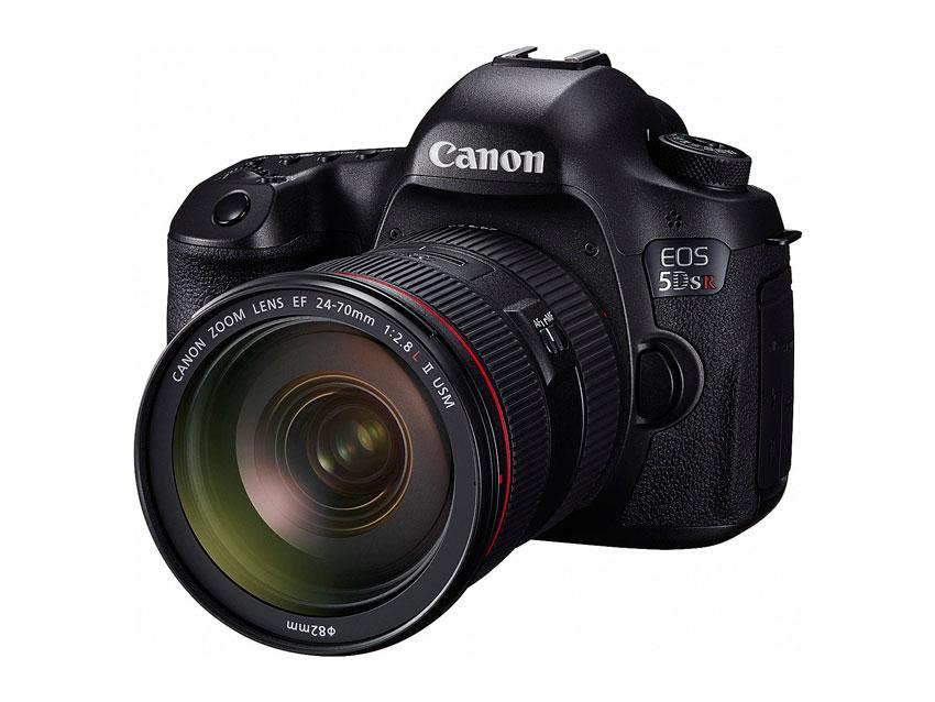 Kurs Canon EOS 5DS R