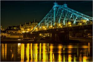 blaues Wunder Dresden Workshop Dresden Fotoworkshop Ingolstadt