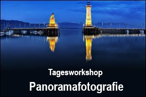 Workshop Panoramafotografie Fotoworkshop Ingolstadt