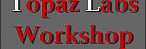 Topaz Labs Workshop