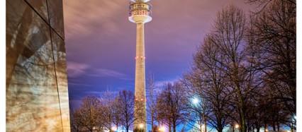 HDR_Aufnahme Olympiaturm München Fotoworkshop Ingolstadt
