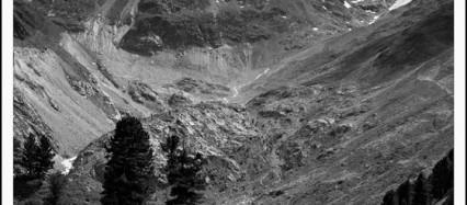 Tirol Berge schwarzweiß Fotoworkshop-Ingolstadt