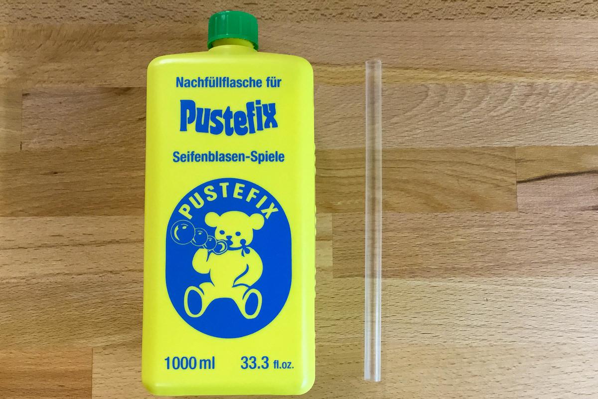 Pustefix Seifenblasen Flüssigkeit