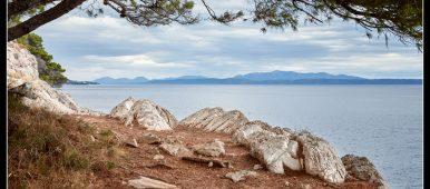 Kroatiens Küste