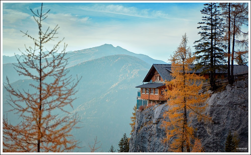 herbst Lienzer Dolomiten