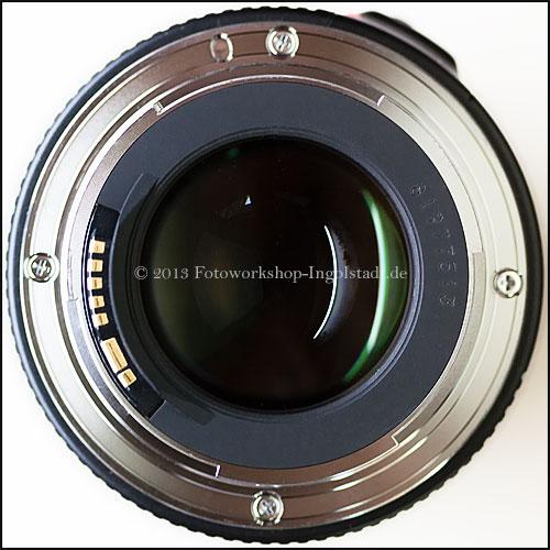 Metall Bajonett-Canon-EF-85mm-f1,8-USM