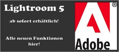 Adobe Lightroom 5 fertig