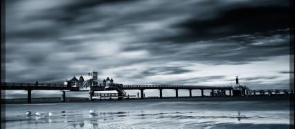 Seliner Seebrücke Fotoworkshop Ingolstadt