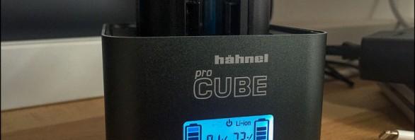 hähnel pro Cube