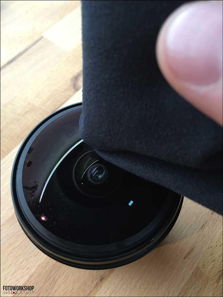 Lens Cleaner II