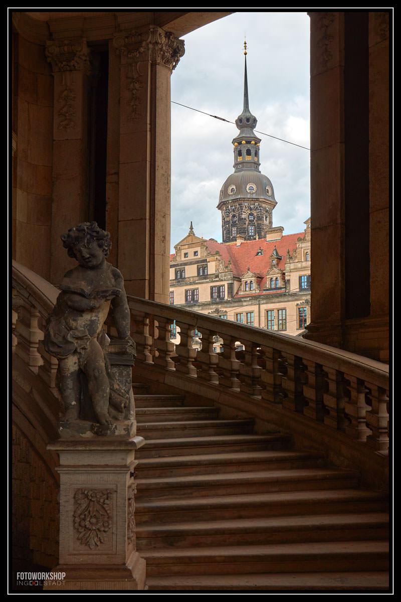 Dresden Innenstadt Kirche